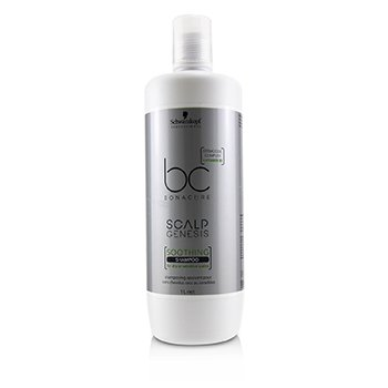 BC Bonacure Scalp Genesis Soothing Shampoo (For Dry or Sensitive Scalps) (1000ml/33.8oz)