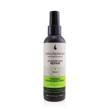 Professional Thermal Protectant Spray (All Hair Textures) (148ml/5oz)