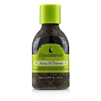 Healing Oil Treatment (For All Hair Types) (27ml/0.9oz)