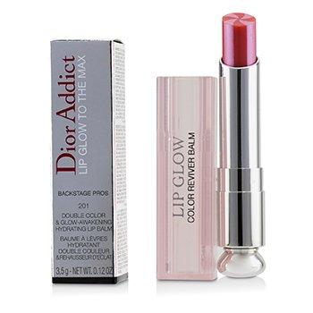 Dior Addict Lip Glow To The Max - # 201 Pink (3.5g/0.12oz)