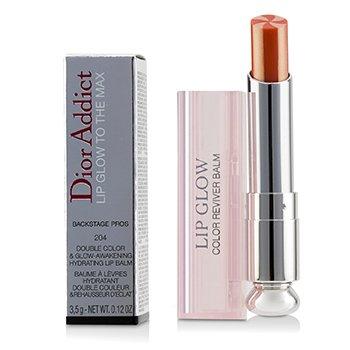 Dior Addict Lip Glow To The Max - # 204 Coral (3.5g/0.12oz)