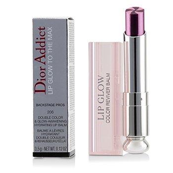 Dior Addict Lip Glow To The Max - # 206 Berry (3.5g/0.12oz)