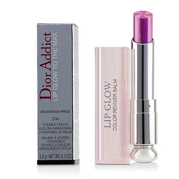 Dior Addict Lip Glow To The Max - # 209 Holo Purple (3.5g/0.12oz)