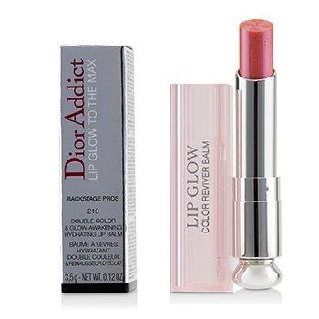 Dior Addict Lip Glow To The Max - # 210 Holo Pink (3.5g/0.12oz)