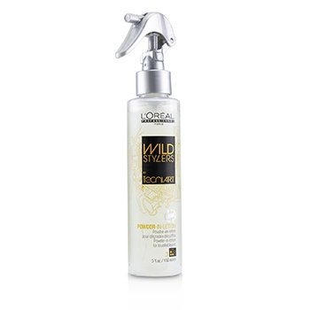 Professionnel Wild Styles by Tecni.Art Powder-In-Lotion (For Tousled Layers) (150ml/5oz)