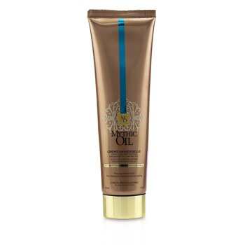 Professionnel Mythic Oil Cr?me Universelle High Concentration Argan with Almond Oil (All Hair Types) (150ml/5oz)