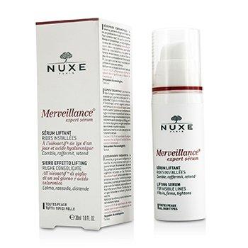 Merveillance Expert Lifting Serum - For All Skin Types (Exp. Date 09/2019) (30ml/1oz)