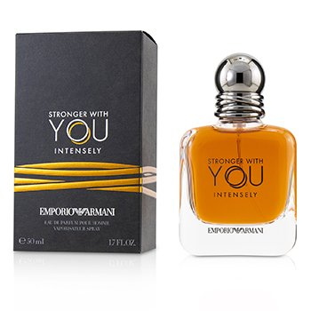 Emporio Armani Stronger With You Intensely Eau De Parfum Spray (50ml/1.7oz)