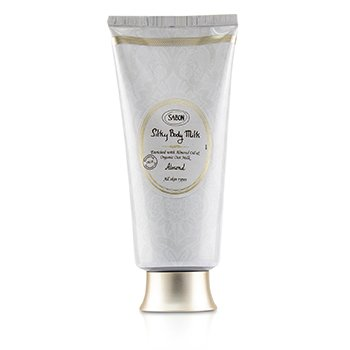 Silky Body Milk - Almond (200ml/7oz)