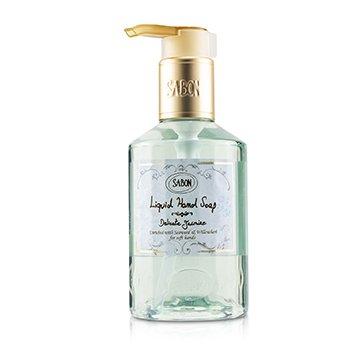 Liquid Hand Soap - Delicate Jasmine (200ml/7oz)