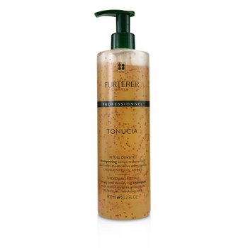 Tonucia Thickening Ritual Toning and Densifying Shampoo - Distressed, Thinning Hair (Salon Product) (600ml/20.2oz)