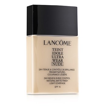 Teint Idole Ultra Wear Nude Foundation SPF19 - # 010 Beige Porcelaine (40ml/1.3oz)