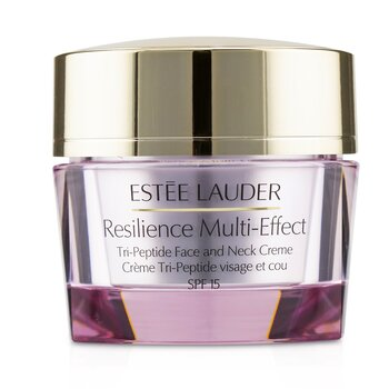 Resilience Multi-Effect Tri-Peptide Face and Neck Creme SPF 15 - For Normal/ Combination Skin (50ml/1.7oz)
