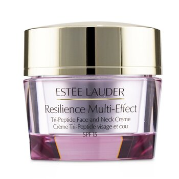 Resilience Multi-Effect Tri-Peptide Face and Neck Creme SPF 15 - For Dry Skin (50ml/1.7oz)