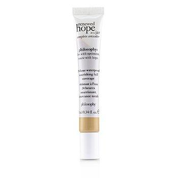 Renewed Hope In A Jar Complete Concealer (24 Hour Waterproof)  - # 3.5 Sand (10ml/0.34oz)