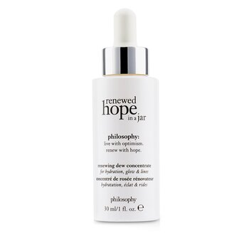 Renewed Hope In A Jar Renewing Dew Concentrate - For Hydrating, Glow & Lines (30ml/1oz)