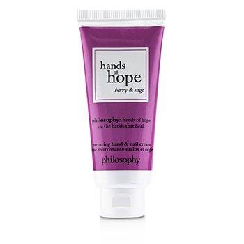 Hands of Hope Berry & Sage Hand & Nail Cream (30ml/1oz)