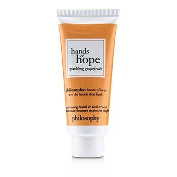Hands of Hope Sparkling Grapefruit Hand & Nail Cream (30ml/1oz)
