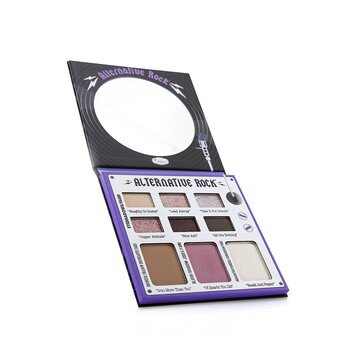Alternative Rock Volume 1 Face Palette (4x5g/0.176oz)