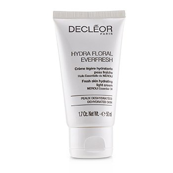 Hydra Floral Everfresh Fresh Skin Hydrating Light Cream - For Dehydrated Skin (Salon Product) (50ml/1.7oz)