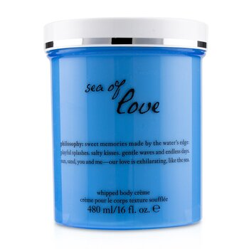 Sea Of Love Whipped Body Cream (480ml/16oz)