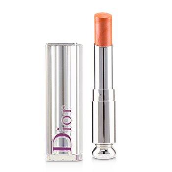Dior Addict Stellar Shine Lipstick - # 125 Clair D Lune (Mirror Peach Nude) (3.2g/0.11oz)