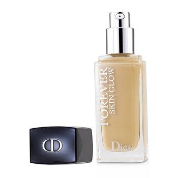 Dior Forever Skin Glow 24H Wear High Perfection Foundation SPF 35 - # 2W (Warm) (30ml/1oz)