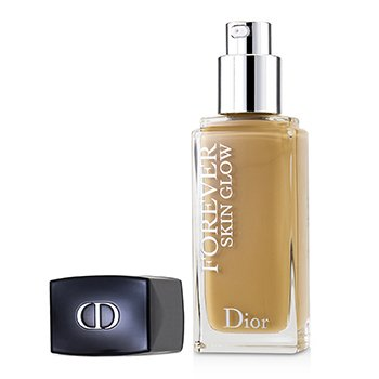 Dior Forever Skin Glow 24H Wear High Perfection Foundation SPF 35 - # 4WO (Warm Olive) (30ml/1oz)