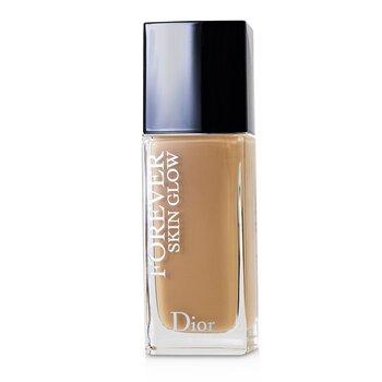 Dior Forever Skin Glow 24H Wear High Perfection Foundation SPF 35 - # 3WP (Warm Peach) (30ml/1oz)
