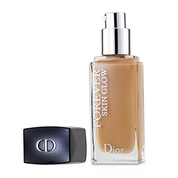 Dior Forever Skin Glow 24H Wear High Perfection Foundation SPF 35 - # 4WP (Warm Peach) (30ml/1oz)