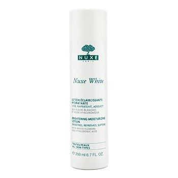 Nuxe White Brightening Moisturizing Lotion (Exp. Date 01/2020) (200ml/6.7oz)