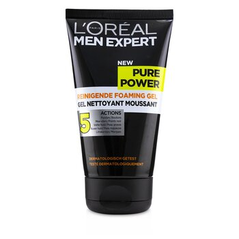 Men Expert Pure Power Foaming Gel (150ml/5oz)