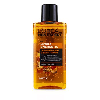 Men Expert Hydra Energetic 2-In-1 Aftershave + Facecare (125ml/4.2oz)
