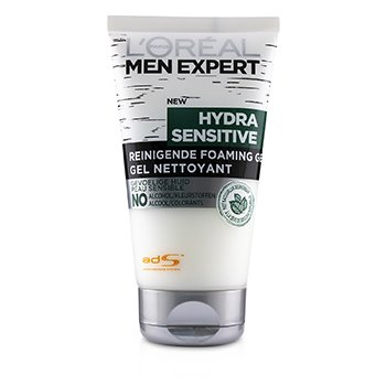 Men Expert Hydra Sensitive Cleansing Foaming Gel (150ml/5oz)
