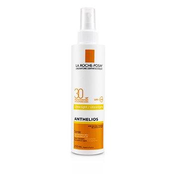 Anthelios Ultra-Light Spray SPF 30 - For Sensitive Skin (Water Resistant) (200ml/6.7oz)