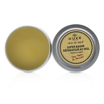 Reve De Miel Repairing Super Balm With Honey For Face & Body (For Very Dry, Sensitized Areas) (40ml/1.3oz)