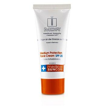 Medical SUNcare Medium Protection Face Cream SPF 20 (100ml/3.4oz)