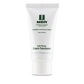 BioChange Anti-Ageing Body Care Cell-Power Cream Deodorant (50ml/1.7oz)