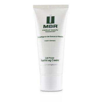 BioChange Anti-Ageing Body Care Cell-Power Foot & Leg Cream (100ml/3.4oz)