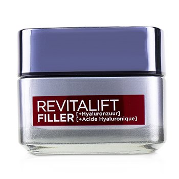 Revitalift Filler Revolumizing Anti-Aging Day Cream (With Concentrated Hyaluronic Acid) (50ml/1.7oz)