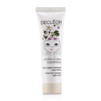 Hydra Floral Everfresh Fresh Skin Hydrating Light Cream - For Dehydrated Skin (30ml/1oz)