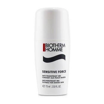Homme Sensitive Force Antiperspirant 48H (75ml/2.53oz)