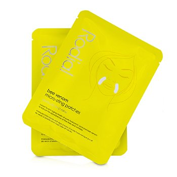 Bee Venom Micro Sting Patches 4 Sachet Pack (4x2patches)