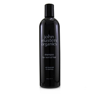 Shampoo For Normal Hair with Lavender & Rosemary (473ml/16oz)