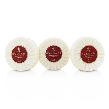 Eau Parfumee Au The Rouge Soap (3x150g/5.3oz)