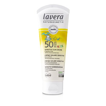 Sensitive Sun Cream For Kids SPF 50 (75ml/2.5oz)