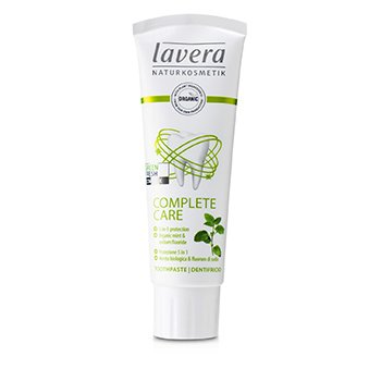 Toothpaste (Complete Care) - With Organic Mint & Sodium Fluoride (75ml/2.5oz)