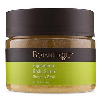 Hydradeep Body Scrub - Ginger & Basil (350ml/11.8oz)