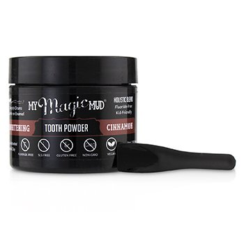 Activated Charcoal Whitening Tooth Powder - Cinnamon (30g/1.06oz)