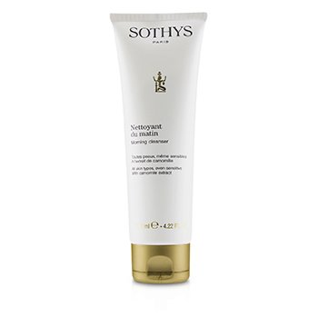 Morning Cleanser - For All Skin Types, Even Sensitive , With Camomile Extract (125ml/4.2oz)